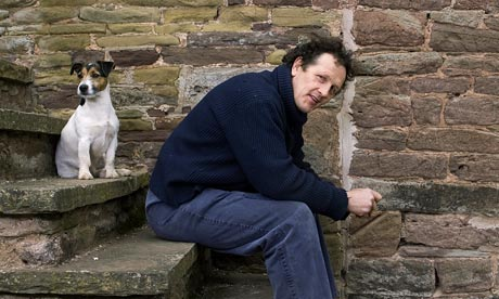 Monty Don in his garden in Leominster