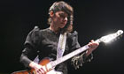 PJ Harvey performs live in Rome