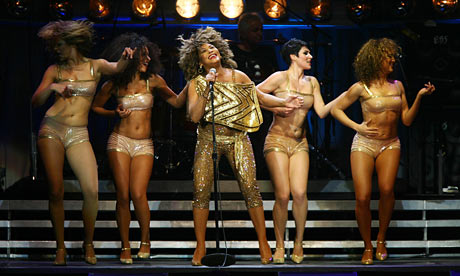 Tina Turner Performs Concert The Arena Greenwich London