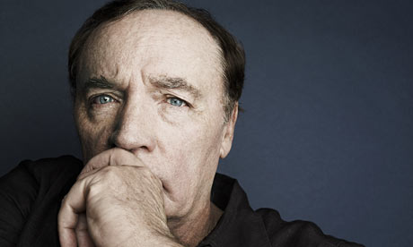 Bestselling author James Patterson