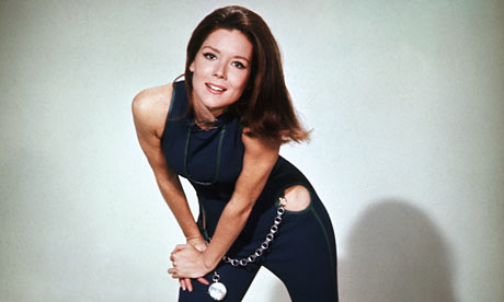 Was of Course Emma Peel in
