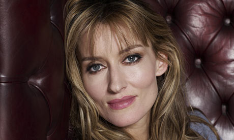 Natascha McElhone at the Cobden Club