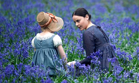 Abbie Cornish in Jane Campion's Bright Star. For the love of Keats …