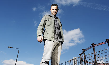 Daniel Mays in King's Cross