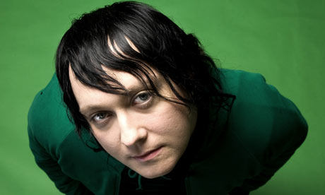 Singer and musician Antony Hegarty