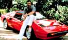 Magnum P.I. and his Ferrari
