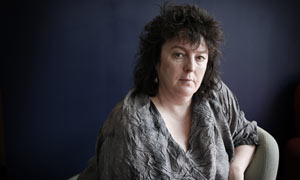 Carol Ann Duffy, the poet laureate