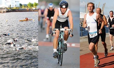 Martin Love triathlon