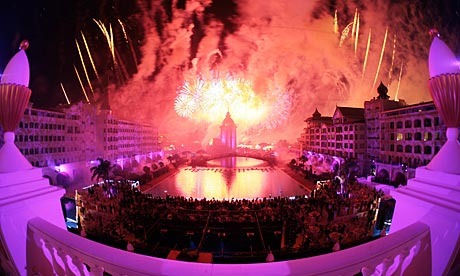 Mardan Palace grand opening