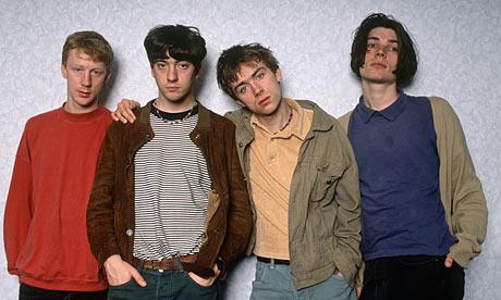Blur in 1991