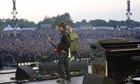 Oasis gig at Heaton Park