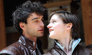 As You Like It at the globe