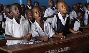 NV Massaquoi school
