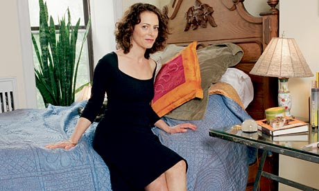 Julie Metz at home in Brooklyn