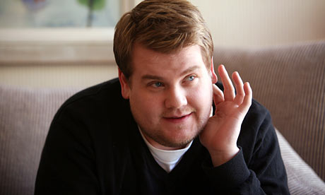 James Corden in London, March 2009