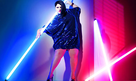 Beth Ditto models for Evans