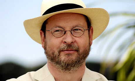 Lars Von Trier at the 2009 Cannes Film Festival
