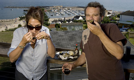 Tracey Emin and Mark Hix