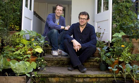 Nigel Slater Home Bowles And Nigel Slater in