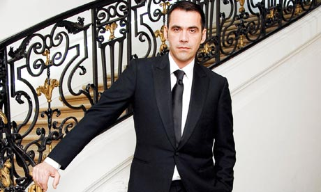 Roland Mouret in Paris