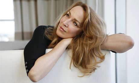 Jerry Hall, model and actor