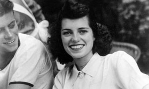 Eunice Kennedy at Palm Beach