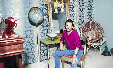 Matthew Williamson in Hampstead