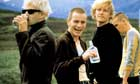 The cast of Trainspotting