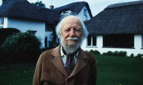 william. Author William Golding in
