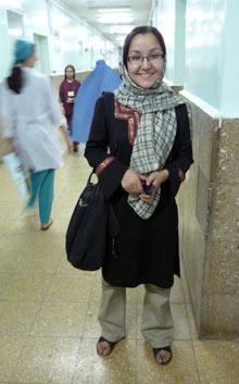 Sabera Turkmani