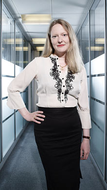 Clare Algar, director of Reprieve