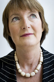 Harriet Harman, MP for Camberwell and Peckham