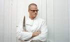 Heston Blumenthal in his kitchen laboratory