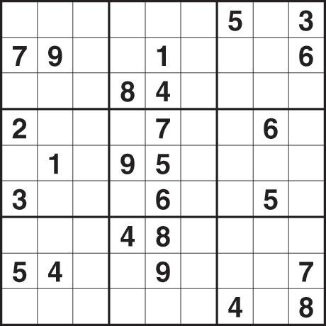 Observer Sudoku 28.02.2010