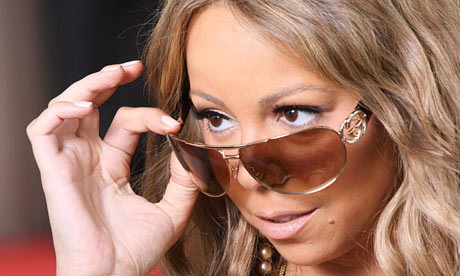 Mariah Carey 'Obsessed' Music Video Shoot at the the Plaza Hotel, New York, America - 29 Jun 2009