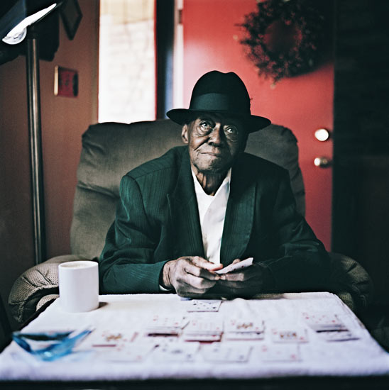Pinetop Perkins: the oldest
