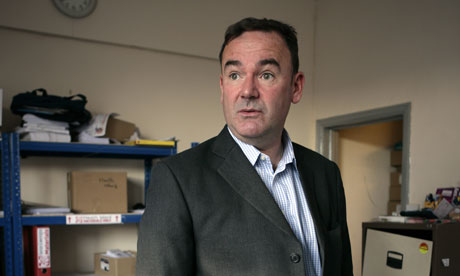 Jon Cruddas, Labour MP for Dagenham