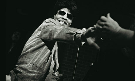 little richard at 77
