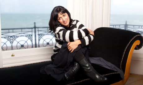 Polly Samson: 'Don't call me Mrs Gilmour' | feature | Books | The ...