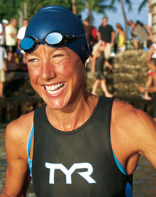 chrissie wellington swim