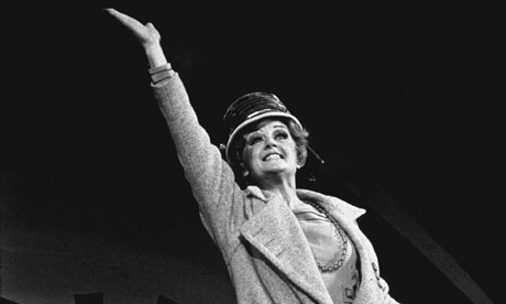 Angela Lansbury in gysy