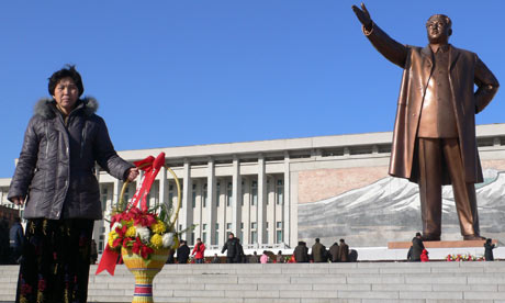 Barely 1,500 people visit North Korea a year