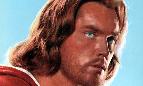 the 10 best screen faces of jesus film the guardian