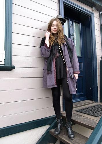 Facehunter: Katrin, 17, student