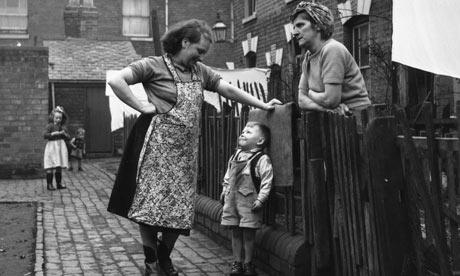 neighbours 1950s