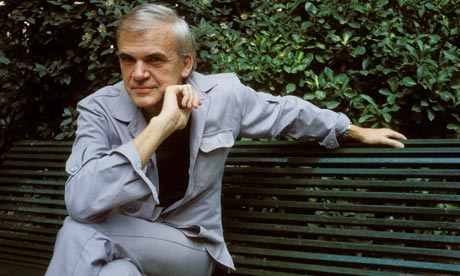 Milan Kundera fears translation could make his style banal.