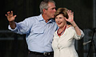 George W. Bush, Laura Bush. Spoken from the Heart by Laura Bush. 16 May 2010