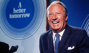 Edward Heath biography