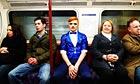 Tube passengers