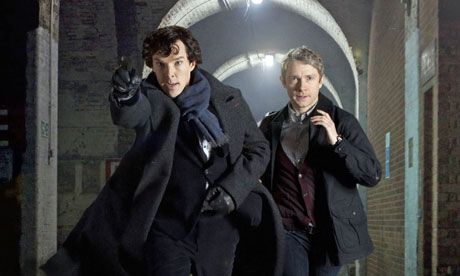 Sherlock Holmes 006 TV review: Sherlock, The Hounds of Baskerville